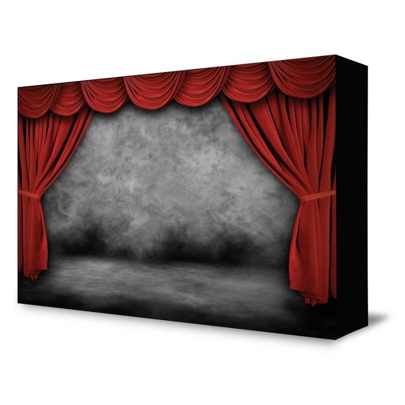 Modern Theater Show Portable Backdrop