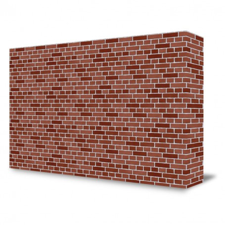 """Brick Wall"" Portable Show Backdrop"