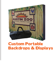 Custom Portable Displays