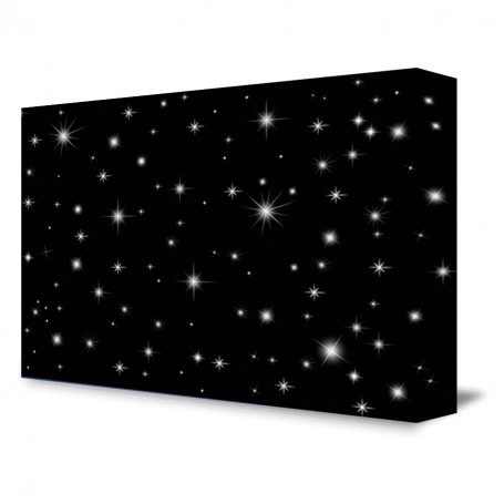 Vegas Star Portable Backdrop