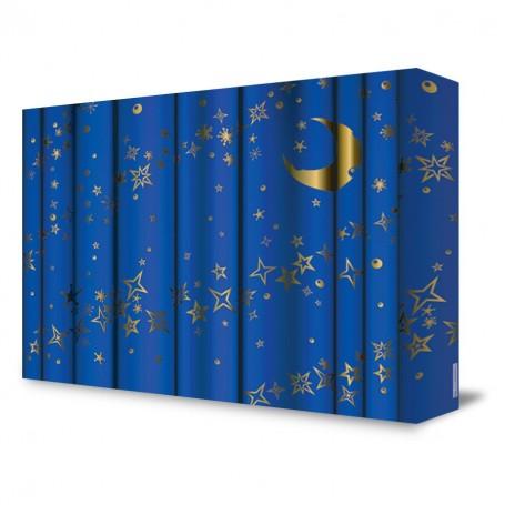 Enchanted Portable Backdrop - Blue