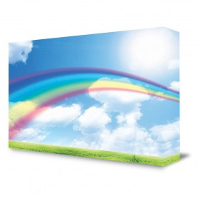 Rainbow Full Color Backdrop System