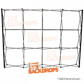 10x8 Standard Frame