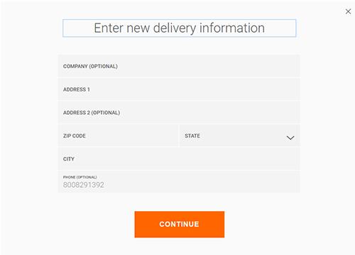 FedEx Change Delivery Address