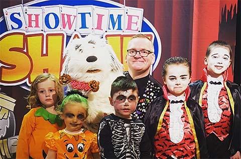 Showtime Shane's Halloween Mega Party - UK