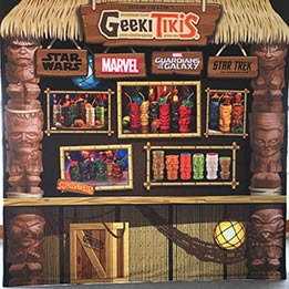 10ft x 10ft Product Display For Expo