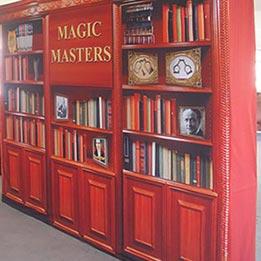 Mall Magic Shop Kiosk Temporary Display